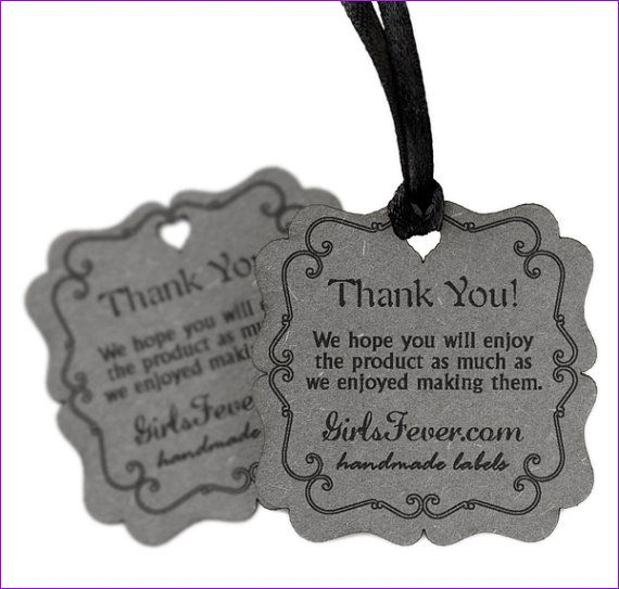 68 Personalized jewelry tags wedding labels with by girlsfever, $12.00