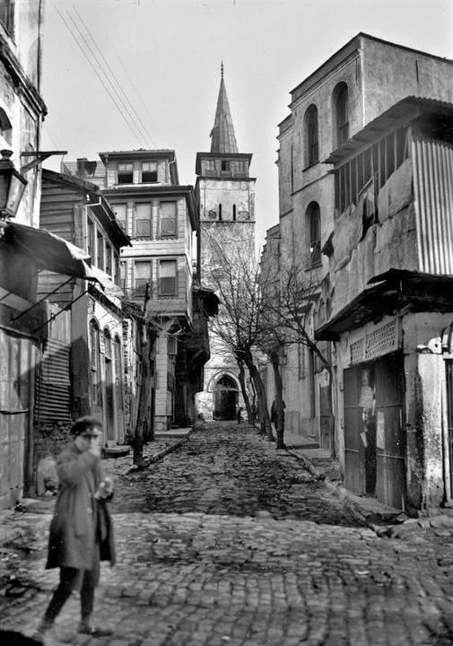 Arap Camii 1920