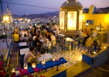 Vamvakariss square - Ano Syros