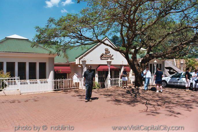 Mbabane: Capital City of Swaziland