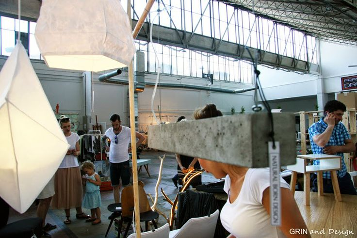 WZORY - stoisko Natural Born Design www.grinanddesign.blogspot.com