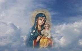Сильные молитвы от головной боли Пресвятой Богородице.