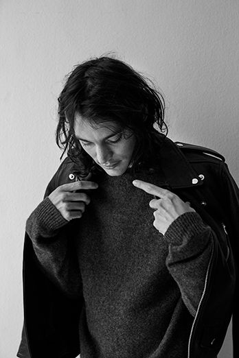 LOOK BOOK: HOMME+ AW16 » FEEL SELECTED