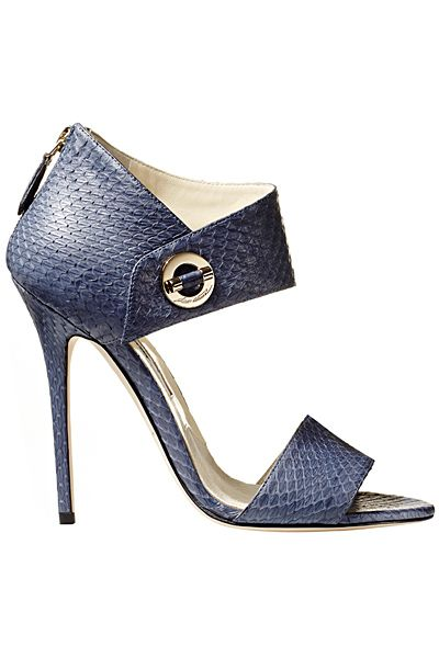 Brian Atwood - 2014 Fall/Winter (same texture, but in a different color... something fun like lime green or hot pink)
