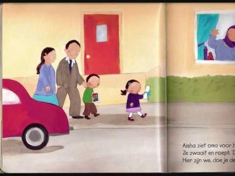 digitaal prentenboek: thema ' vreemde culturen'