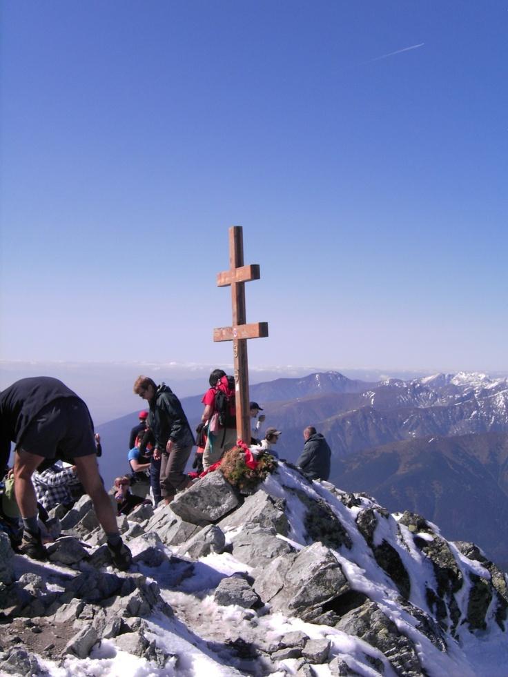 Krivan Summit (Slovakia)