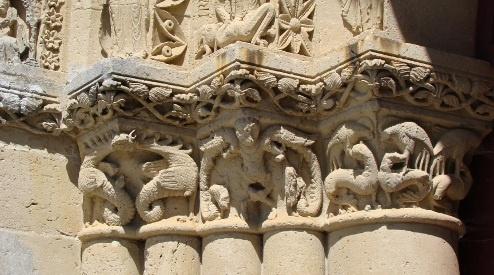 Eglise Saint-Pierre d'Aulnay