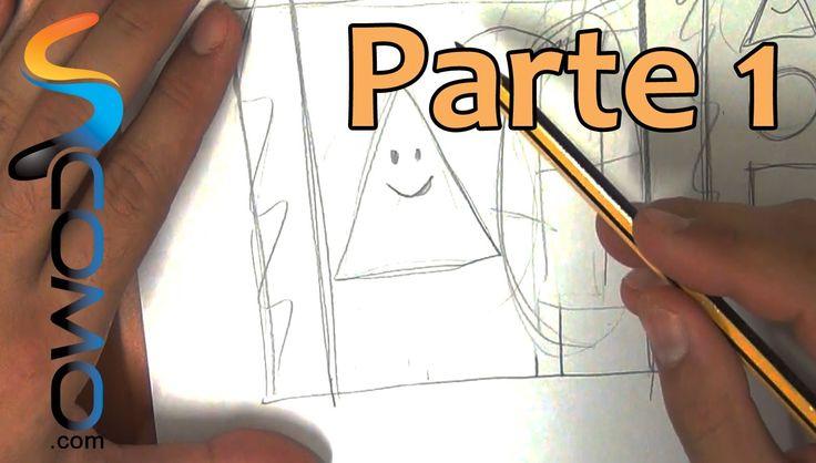 Clase de Composición Parte 1 (Curso Dibujo)