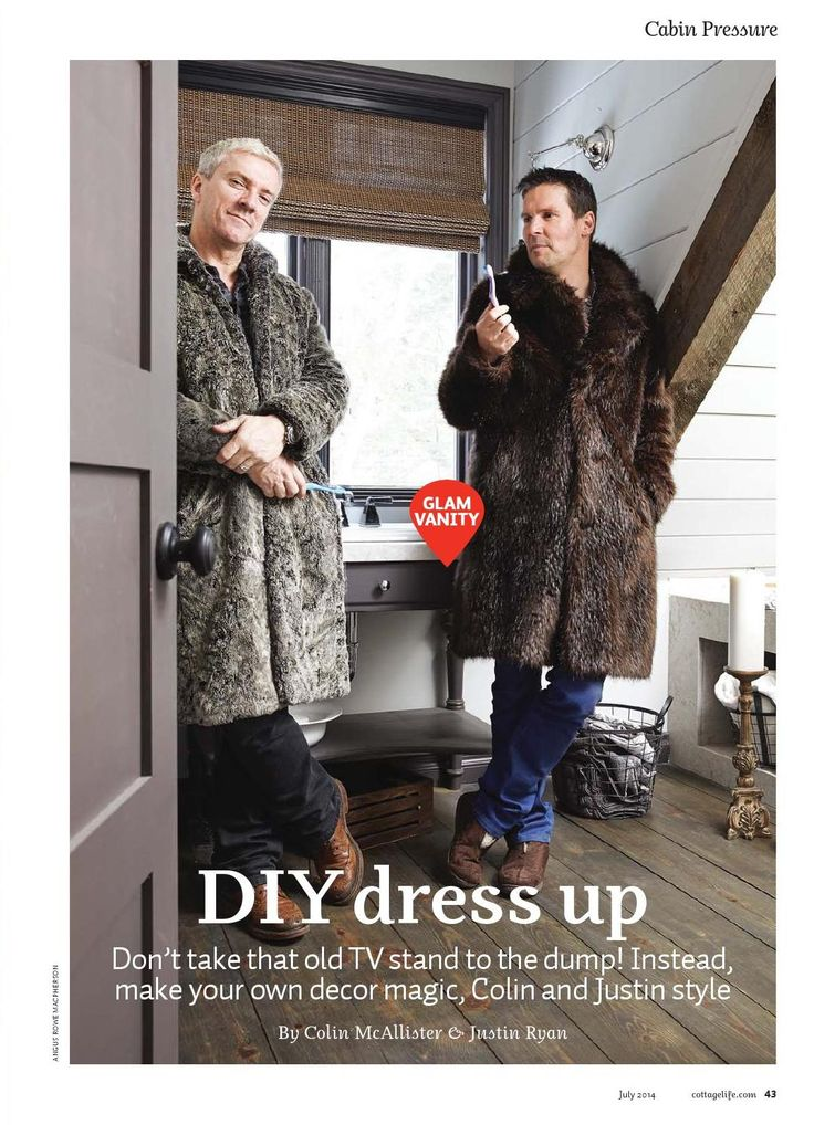 Colin and Justin - Cottage Life - Issuu
