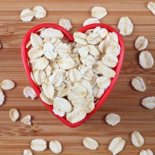 Lebensmittel mit viel Folsäure: Haferflocken