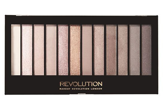The 12 shadows in this palette are so silky, pigmented, and blendable, that we'd pick it up for $27 without a second thought. The fact that it's only $7 makes our day. Makeup Revolution Iconic 3 Redemption Eyeshadow Palette, $7, available at Ulta Beauty.  #refinery29 http://www.refinery29.com/best-ulta-products-under-10-dollars#slide-14