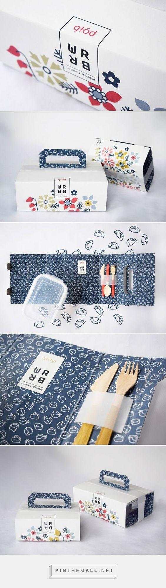Envasado de Alimentos WRBR de Viktoria Mannsberger | Agencia de Branding Fivestar - Diseño y la Agencia de Branding & Inspiration Gallery Curada