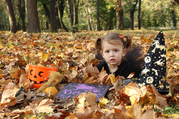 Halloween Photo Session -  Bia