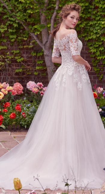 Maggie Bridal By Sottero Dress Yvonne 7rw344 Terry Costa