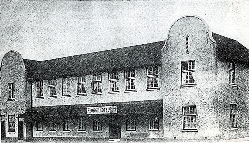 The Plough Hotel, Pietermaritzburg 2. The Plough Hotel, Pietermaritzberg  which replaced the earlier picture. This building has been demolished and a retirement home has been built on the site.