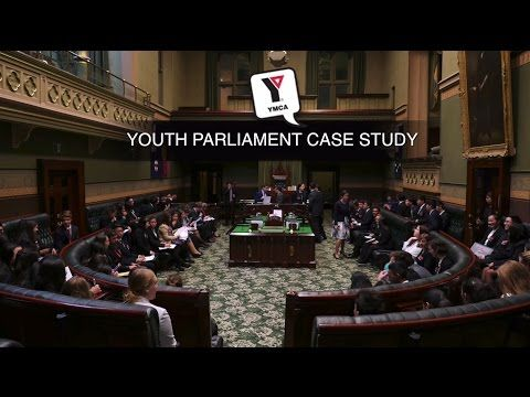 Participation - YMCA Youth Parliament - case study - YouTube