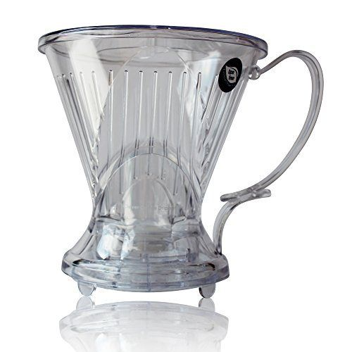 Clever Coffee Dripper by CoastLine, Large - http://teacoffeestore.com/clever-coffee-dripper-by-coastline-large/