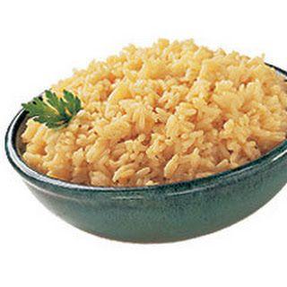 Golden Onion Rice