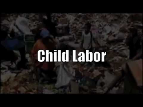 Child labor persists in the Philippines