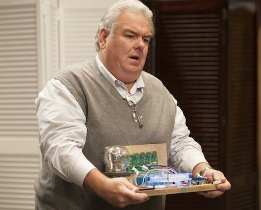 "Hitting 100 episodes is a momentous occasion for a television show. That fact isn't lost on ""Parks and Recreation"" star Jim O'Heir."