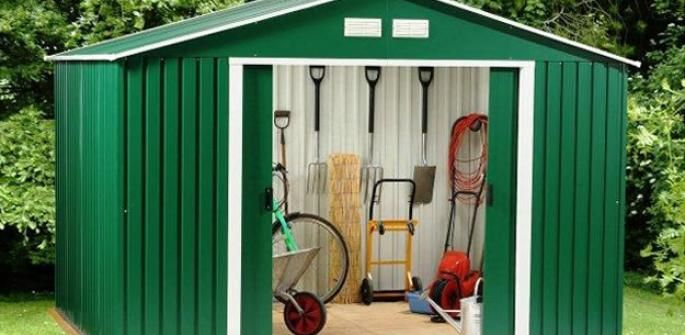 1000 ideas about prefab sheds on pinterest micro house for Prefab garden sheds