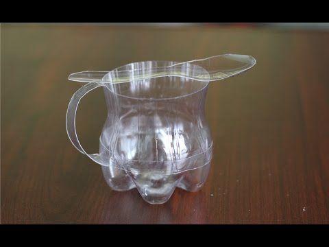 4 creativas hacks vida utilizando botellas de plástico - YouTube