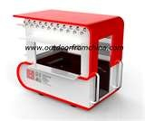 Image detail for -Mobile food vending van with kitchen