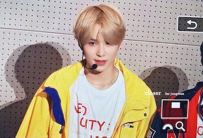 【NCT】nct127 ジョンウが金髪になって完全に王子様【画像】 …