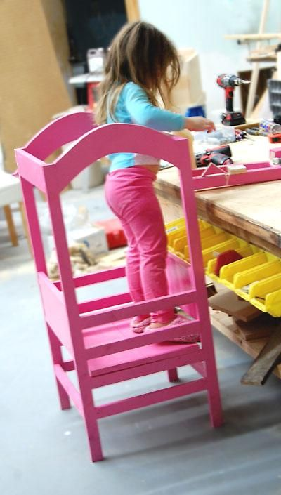 Children's Chairs Plans - WoodWorking Projects & Plans