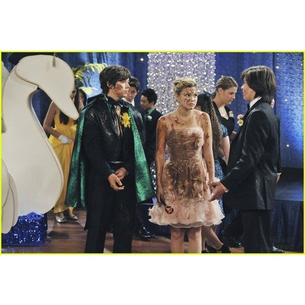 Leo Howard Olivia Holt's 'Kickin It' King ❤ liked on Polyvore featuring kickin it