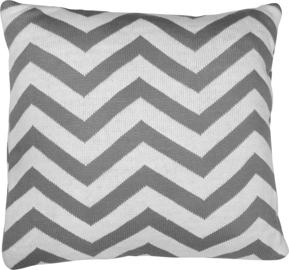 The Zsa Zsa Cushion - Grey from Urban Barn is a unique home décor item. Urban Barn carries a variety of Pillows and other  products furnishings. #sarahrichardson