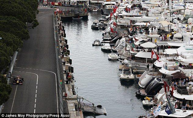 Monaco Superyachts 2013  #MonacoF1holidays
