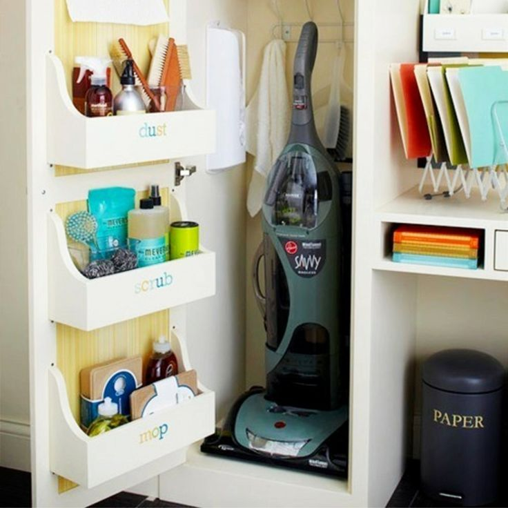 Storage Hacks How To Organize A Small House With No Storage Space Cupboards Organization Kitchen Cupboard Organization Laundry Room Storage