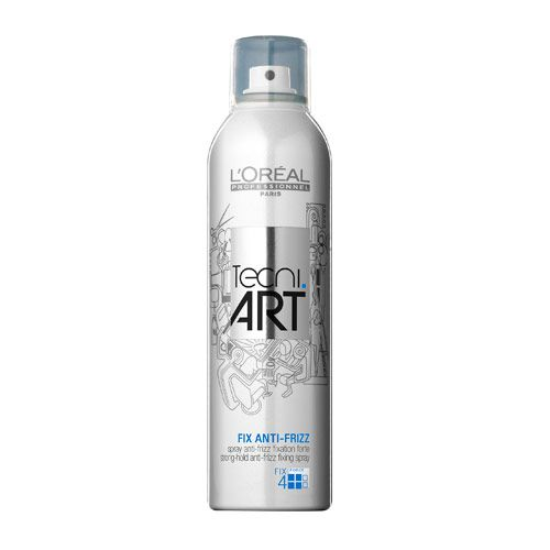 Loreal Professionnel LOréal Professionnel Tecni Art Fix Anti Frizz Working to protect your style no matter the humidity, the Tecni Art Anti-Frizz Spray 250ml by LOreal Professionnel controls and smoothes your hair and boasts a firm hold. Containing a UV filter to pro http://www.MightGet.com/january-2017-11/loreal-professionnel-lorã©al-professionnel-tecni-art-fix-anti-frizz.asp