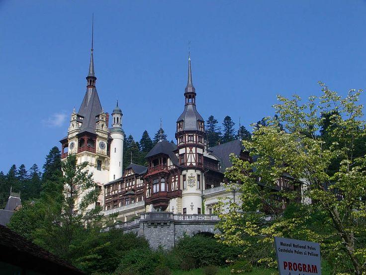 Romania, Peles Castle