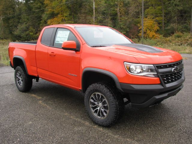 2019 Chevy Colorado Zr2 Crush Chevy Colorado Chevrolet Chevy