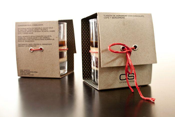 Cinc Sentits Restaurant Branding | Restaurant branding, marketing and other notes on various design topics