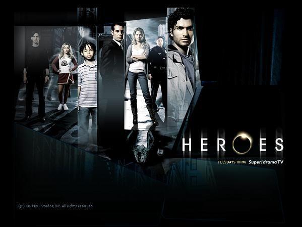 HEROES SEASON1 ヒーローズ シーズン1