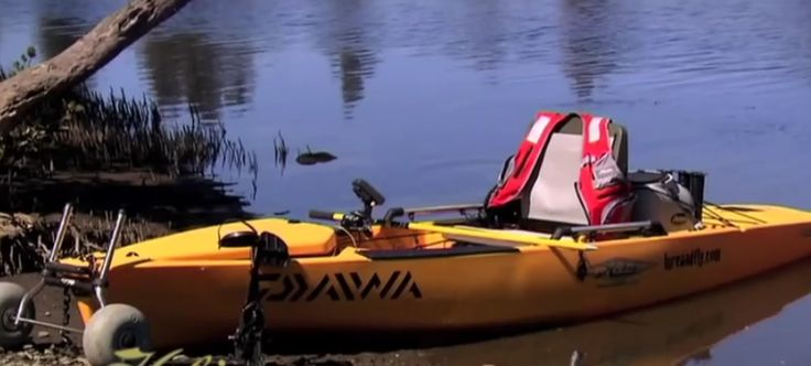 How to – Set up your kayak for fishing | Kayaking Outpost