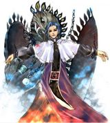 FFX Concept Art: Anima and Seymour as child