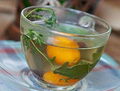 Ароматный чай 3 в 1 - рецепт с фото