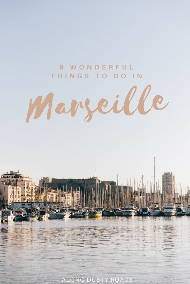 Our Favourite Things To Do In Marseille Marseille Beach Trip