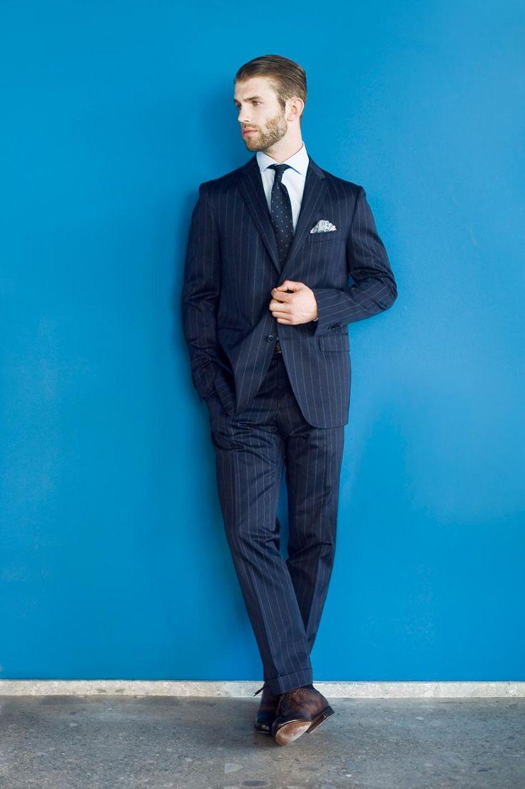 Mens Fashion Suits Inovation