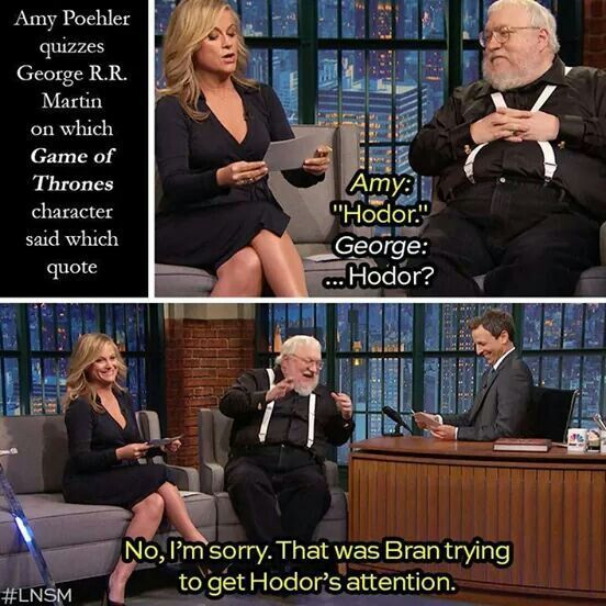 Game of thrones george rr martin funny