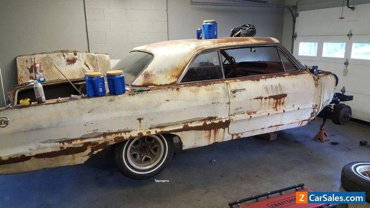 1963 Chevrolet Impala SS #chevrolet #impala #forsale #unitedstates