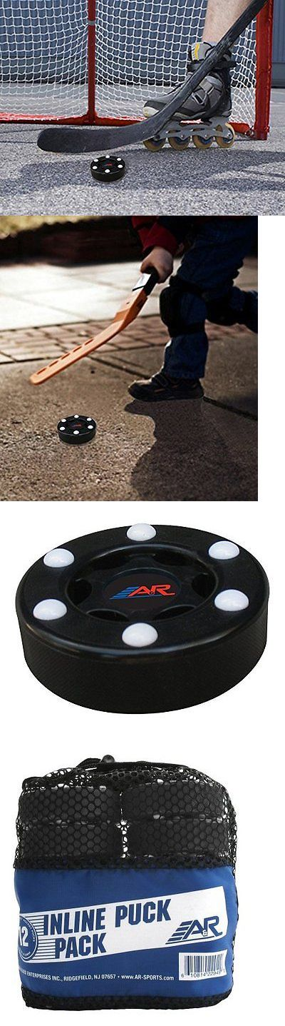 Pucks 108178: New Aandr Sports Inline Street Hockey Puck Pack Of 12 Free Shipping -> BUY IT NOW ONLY: $69.19 on eBay!