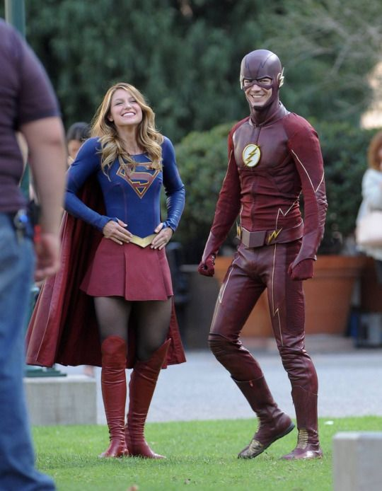 The Flash & Supergirl                                                                                                                                                                                 More