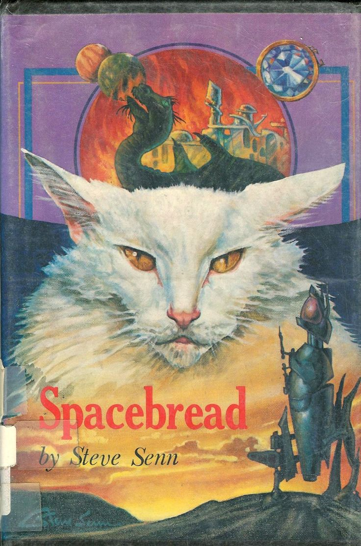 Space Cat Saturday never dies  Do yourself the favor of clicking through and reading the description.