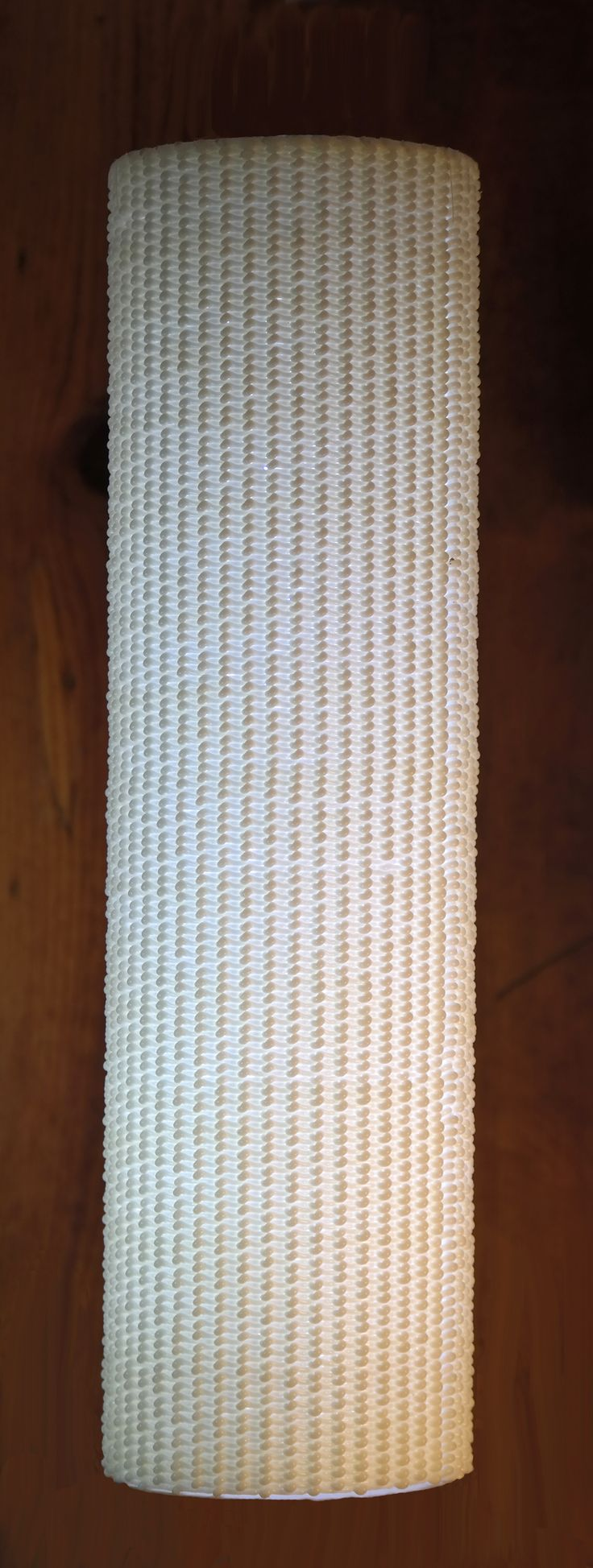 Willow Straight 3D Printed Pedestal Light Fitting