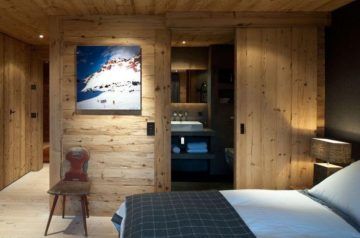 id1 - Chalet Gstaad - Ardesia Design